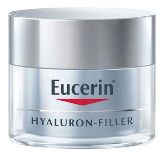 Eucerin Hyaluron Filler Noche 50ml Rellena Arrugas Antiedad