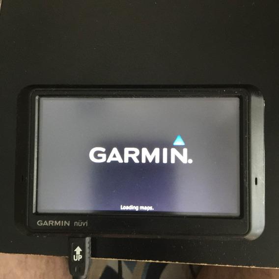 Gps Garmin Novo 765 Bluetooth 4.3 Original C Mapa 2018 Gps