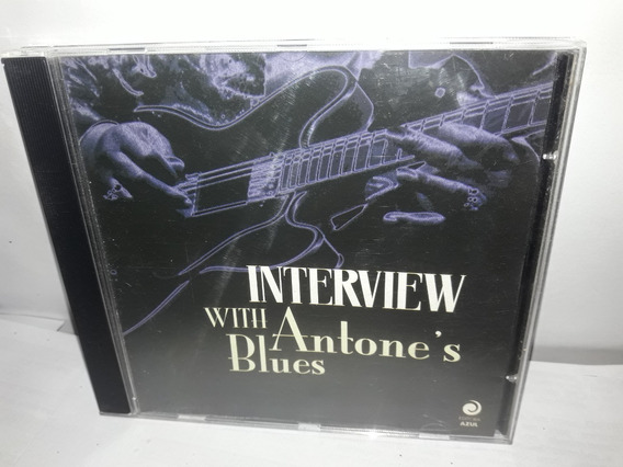Cd Interview With Antone