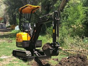 Mini Excavadora Taurus Xn08 Y Xn16 | Excavadoras