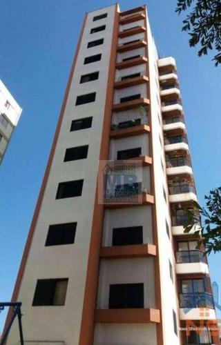 Apartamento Com 3 Dormitórios À Venda, 82 M² Por R$ 636.000,00 - Jardim Marajoara - São Paulo/sp - Ap3797