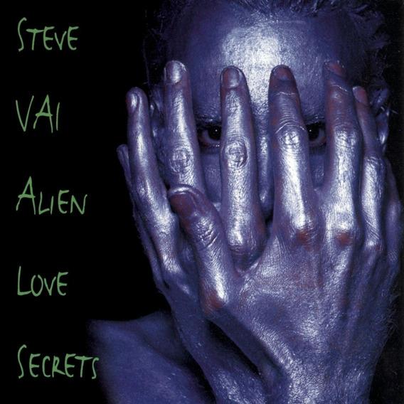 Cd Steve Vai - Alien Love Secrets