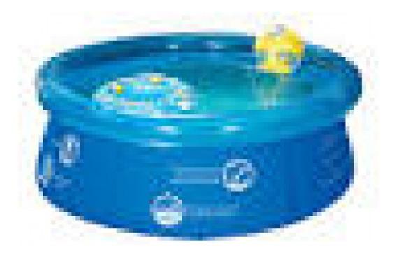 Piscina Splash Funda 1000lts Mor 1.65mx1.65mx55cm