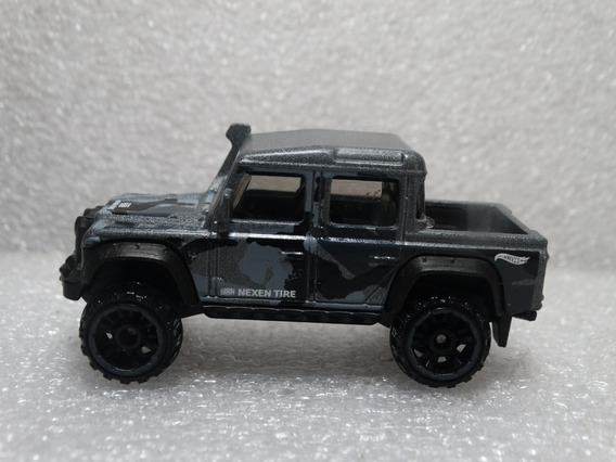 15 Land Rover Defender Double Cab Hot Wheels 2019 Loose