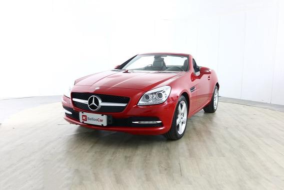 Mercedes Slk-250 Version Anuncio Teste 2012/2012
