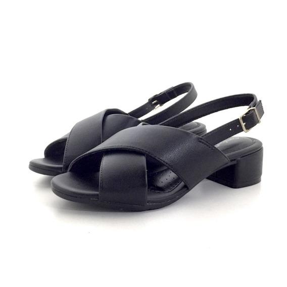 Sandalia Comfort Flex 77403 El Mercado De Zapatos!