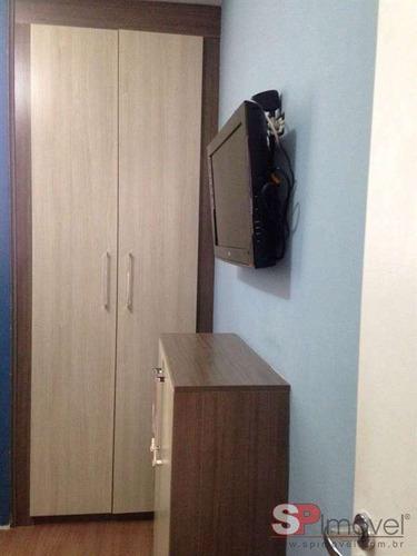 Apartamento Para Venda Por R$360.000,00 - Vila Guilherme, São Paulo / Sp - Bdi19236