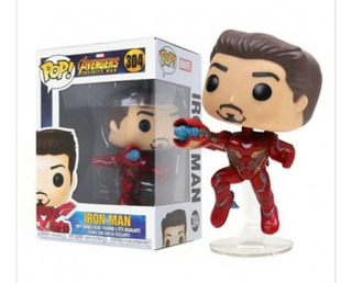 Funko Pop Iron Man #304 Marvel Avengers