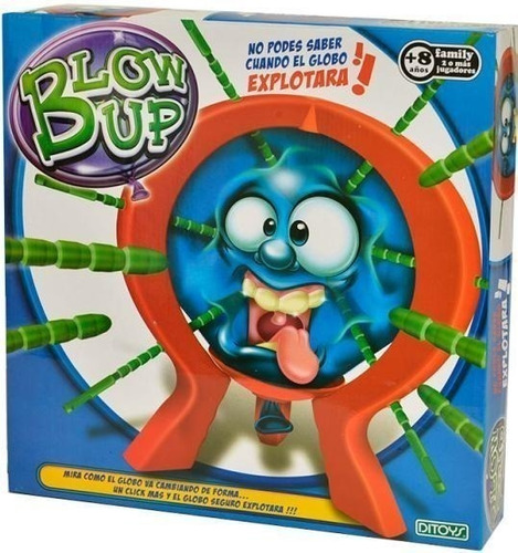 Blow Up Game - Ditoys 6cuotas