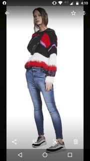Compro Busco Este Sweater De María Cher No Rapsodia Ni Jazmí