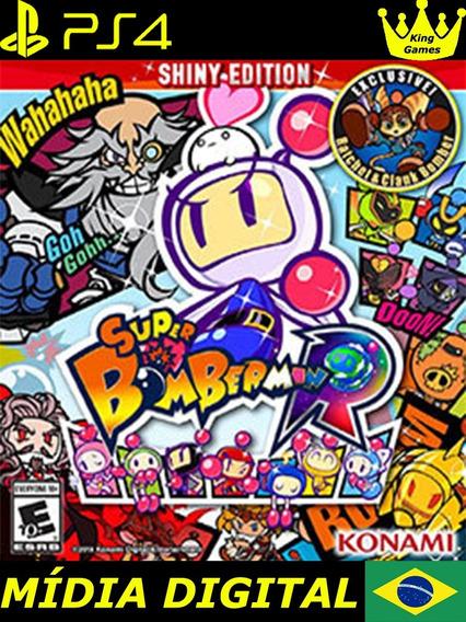 Super Bomberman R Português | Ps4 1 | Promoção