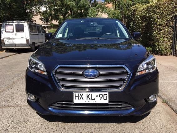 Subaru Legacy 2.5i Awd Cvt Limit