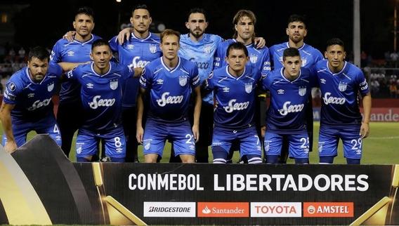 Camiseta Atletico Tucuman Libertadores Umbro Oficial #18
