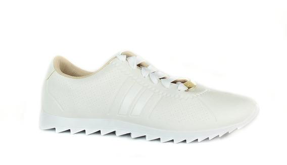 Tênis Casual Moleca Branco