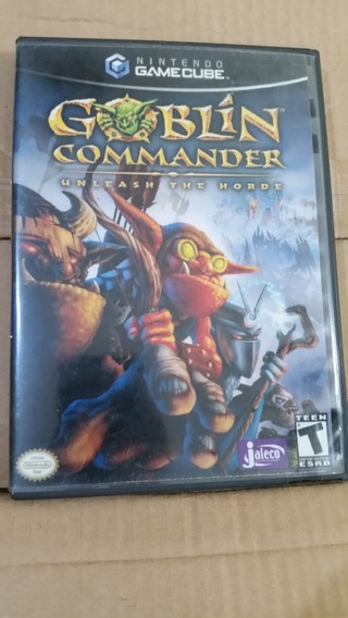 Goblin Commander: Unleash The Horde Nintendo Gamecube