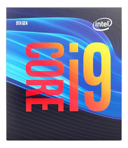 Imagen 1 de 4 de Procesador Intel Coffelake Core I9 9900 S1151