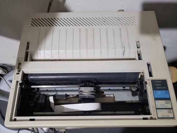 Impressora Matricial Epson T 1.000 Problema Na Cabeça