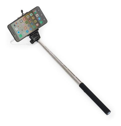 Bastão De Selfie Com Controle Para Acionamento De Fotos