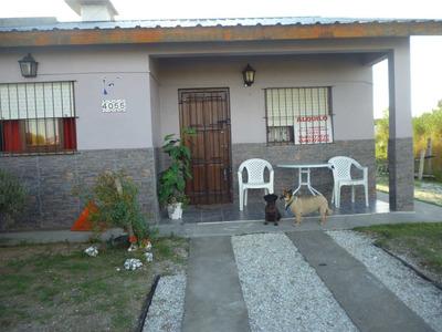 Alquiler San Clemente Del Tuyu Casa/ Duplex 3 Amb 2 Del Mar
