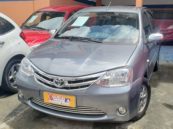 Etios 1.3 Xs 16v Flex 4p Manual 73000km