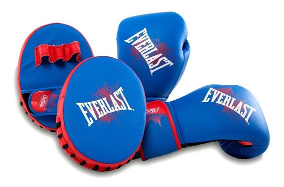 Kit X 2 Infantil De Boxeo Prospect Youth - Everlast Oficial