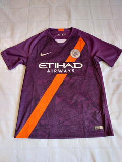 919001-538 Camisa Manchester City Third 18/19 S N Gt1909