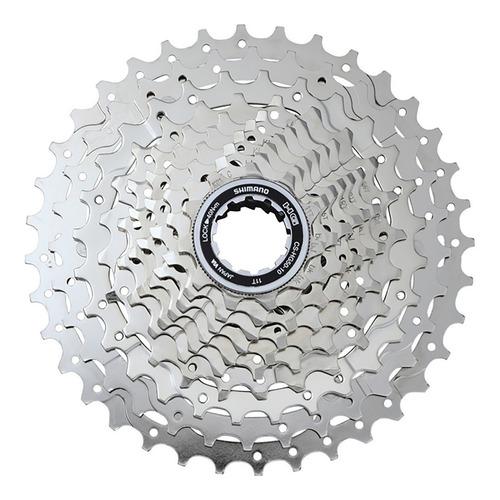 Imagen 1 de 1 de Piñón Mtb Shimano Deore Hg50 11-36t 10v - Ciclos