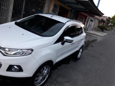 Ford Ecosport 1.6 16v Freestyle Flex 5p 2015 Venda Troca