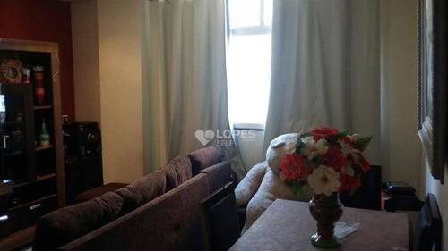 Apartamento Com 2 Quartos, 58 M² Por R$ 185.000 - Santa Rosa - Niterói/rj - Ap36043