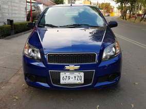 Chevrolet Aveo 2013 1.6 Lt Automatico Aire Acepto Auto