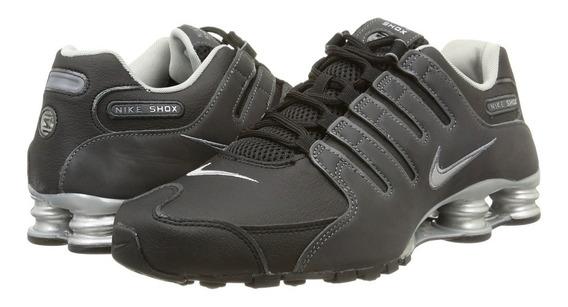 Tenis Nike Shox Nz Eu 501524-024 Johnsonshoes Envio Gratis