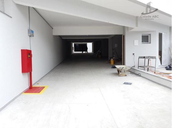 Sobrado Com 2 Dormitórios À Venda, 85 M² Por R$ 285.000 - Vila Curuçá - Santo André/sp - So0242