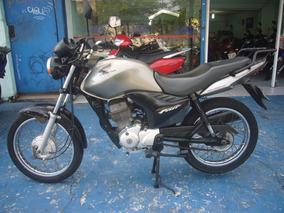 Honda Cg 150 Fan Esi 2010 Cinza R$ 6.000 (11) 2221.7700