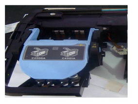 Ink Supply Station P/ Hp Pro 8000