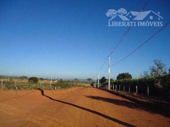 Loteamento Residencial De Alto Padrão Em Cesário Lange - Te0179