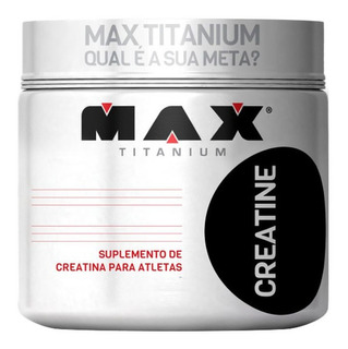 Creatina 300g Max Titanium