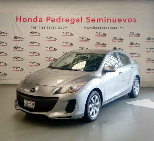 Imagen 1 de 11 de Mazda Mazda 3 2012 4p I 2.0l 5vel