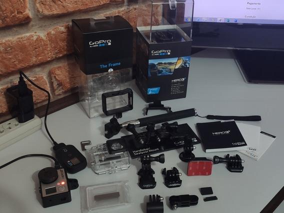 Câmera Filmadora Gopro Hero 3+ Black Edition