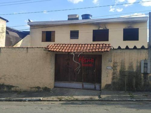 Casa Com 3 Dormitórios À Venda, 190 M² Por R$ 700.000,00 - Vila Clarice - São Paulo/sp - Ca1097