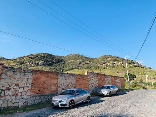 Terreno A 500mt De Carretera Guadalajara - Tepic