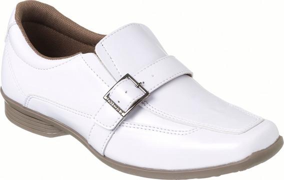 Sapato Social Com Cinto Infantil Menino Redmax A/b932-001