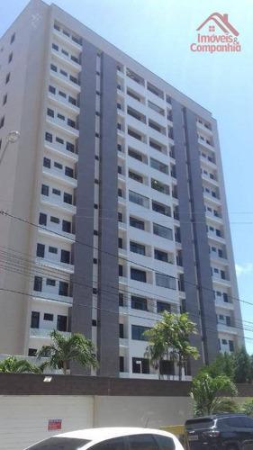 Apartamento À Venda, 150 M² Por R$ 650.000,00 - Dionisio Torres - Fortaleza/ce - Ap0551
