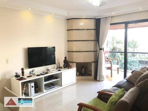 Imagem 1 de 19 de Apartamento Com 3 Dormitórios À Venda, 92 M² Por R$ 760.000 - Tatuapé - São Paulo/sp - Ap5789