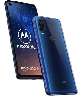 Motorola One Vision 128+4 Gb Dual Sim Libre 48mp+25mp