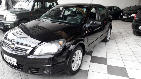 Chevrolet Vectra Gt 2.0 Flex Power 4p 2008 Preto