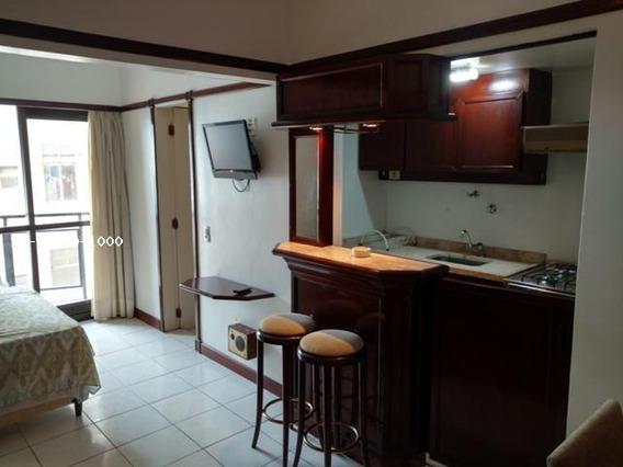 Flat Para Temporada Em São Paulo, Centro, 1 Dormitório, 1 Banheiro, 1 Vaga - L219_1-1258029
