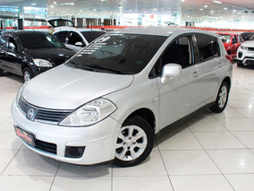 Nissan Tiida 1.8 S Aut Prata 2009 Xavier Multimarcas