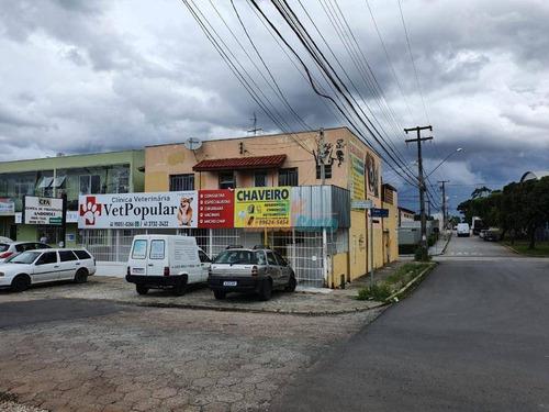 Casa  Comercial  À Venda, 200 M² Por R$ 900.000 - Pineville - Pinhais/pr - Ca0120