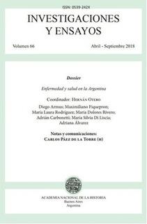 Revista Investigaciones Y Ensayos N° 66