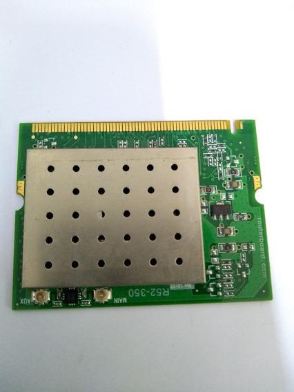 Cartão Mini-pci R52-350